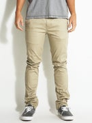 Emerica Pure Slim Pants Khaki