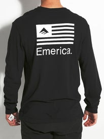 Emerica Pure Flag Longsleeve T-Shirt