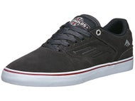 Emerica x Independent Reynolds Low Vulc Shoes Dark Grey