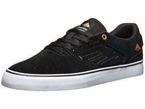 Emerica Reynolds Low Vulc Shoes Black/White
