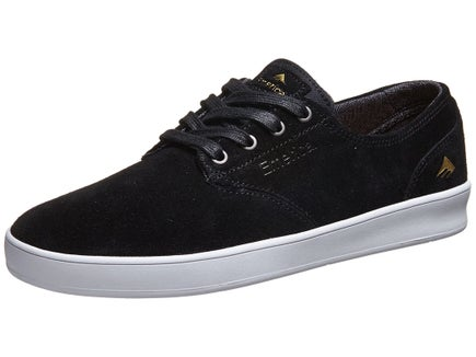 Emerica Romero Laced Shoes Black/White