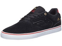 Emerica Reynolds Low Vulc Shoes Black/Red/White
