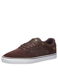 Emerica Reynolds Low Vulc Shoes Brown/White