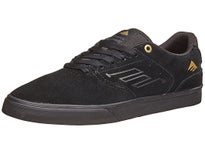 Emerica Reynolds Low Vulc Shoes Black/Gold