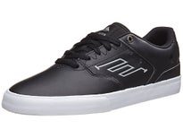 Emerica Reynolds Low Vulc Shoes Black/White/White