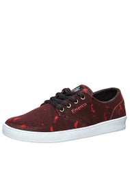 Emerica x Toy Machine Romero Laced Shoes Black/Red