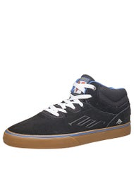 Emerica x Venture Westgate Mid Shoes Black/Blue