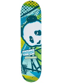 Enjoi 1985 Called Blue/Yellow Deck 8.0 x 31.7
