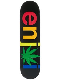 Enjoi Chronic Logo Deck  8.125 x 31.7