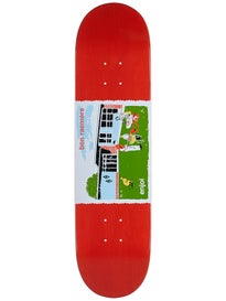 Enjoi Raemers Dog Pooper BBQ Deck 8.0 x 31.7