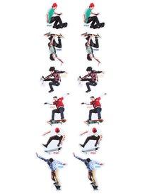 Enjoi Skate or Die Stickers 12pk