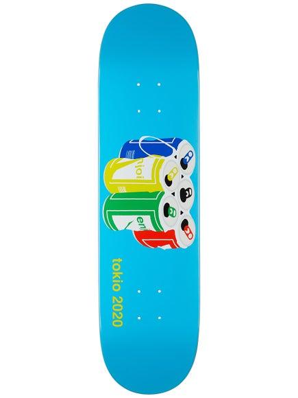 Best Skateboard Decks 2020 Enjoi Tokio 2020 Deck 8.125 x 31.7