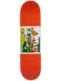 Enjoi Wallin Dog Pooper Sawmill Deck 8.125 x 31.7