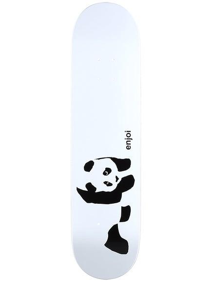 Enjoi Whitey Panda Deck  7.75 x 31.5