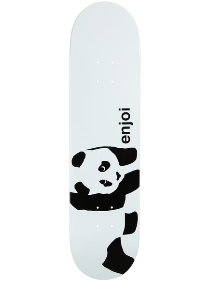 Enjoi Whitey Panda Wide Deck 8.0 x 31.9