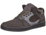 Es Accel Slim Mid Shoes Dark Grey/Black