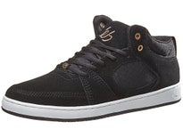 Es Accel Slim Mid Shoes Black