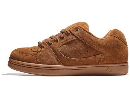 90c43fbcf93b Es Accel OG Shoes Brown Gum
