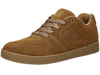 Es Accel Slim Shoes Brown/Gum
