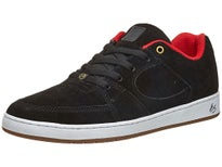 Es Accel Slim Shoes Black