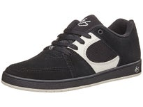 Es Accel Slim Shoes Black/Black/White