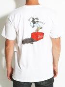 Es Henry Jones Box T-Shirt