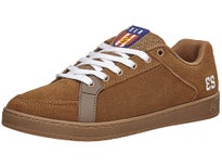 Es Sal Shoes Brown/Gum