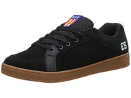 Es Sal Shoes Black/Gum