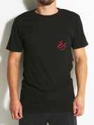 Es Script Pocket T-Shirt