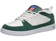 Es SLB Mid Shoes White/Green