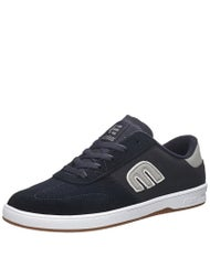 Etnies Lo-Cut Shoes Navy/Grey/Gum