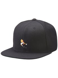 Everybody Skates Boxer Snapback Hat