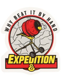 Expedition One Beat It Sticker