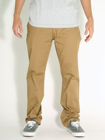 Expedition One Drifter Chino Pants  Dark Khaki