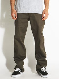 Expedition One Drifter Chino Pants  Forest Green