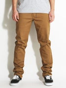 Expedition One Drifter Slim Chino Pants  Dark Khaki