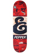 Expedition One Pepper Classifieds Deck  8.38 x 32