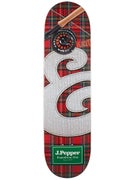 Expedition One Pepper Fabric E Deck  8.38 x 32