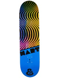 Expedition One Hart Hypercolor Deck 7.9 x 31.5