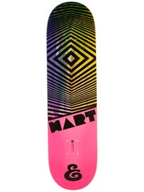 Expedition One Hart Hypercolor Deck 8.25 x 32