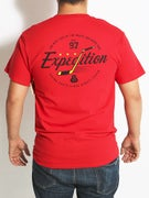 Expedition Stick Script T-Shirt