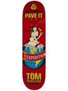 Expedition One Remillard Pave It Deck  8.25 x 32
