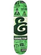 Expedition One Hamilton Classifieds Deck  8.06 x 32