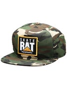 Expedition Skate Rat Snapback Hat
