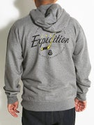 Expedition Stick Script Hoodie
