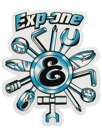 Expedition One Tool Kit Sticker