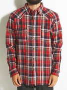 Expedition Victory Flannel  Red