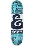 Expedition One Bassett Classifieds Deck  8.1 x 32