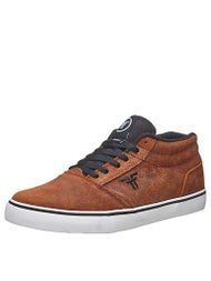 Fallen Burman DOA Shoes  Brown/Black