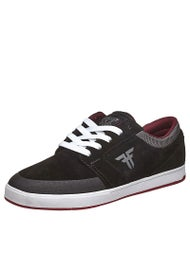 Fallen Hardy Torch Shoes  Black/Ash Grey
